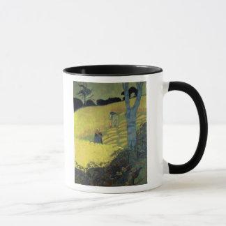 Harvest Scene Mug