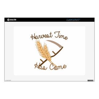 """Harvest Time 15"""" Laptop Skins"""
