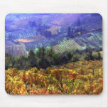 Harvest Time at the Vineyard Mouse Pad