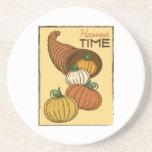 Harvest Time Coaster