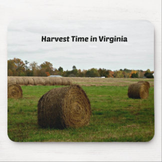 Harvest Time in Virginia Mouse Pad