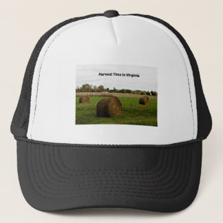 Harvest Time in Virginia Trucker Hat