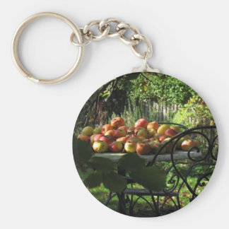 Harvest Time keychain