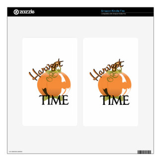 Harvest Time Kindle Fire Skin