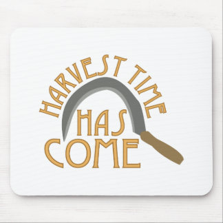 Harvest Time Mouse Pad