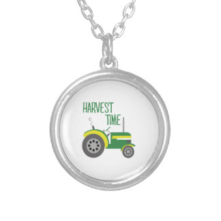 Harvest Time Custom Necklace