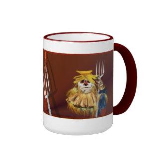 Harvest Time Ringer Mug
