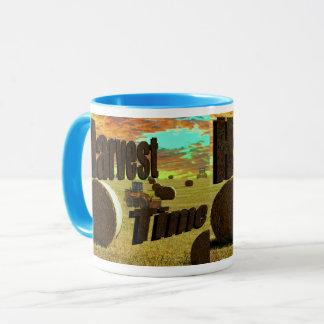 Harvest Time Theme And Logo, Mug