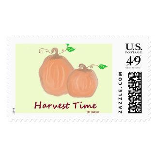 Harvest Time Zazzle Stamp