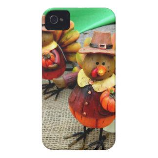 Harvest Turkey iPhone 4 Covers