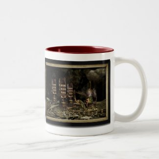 Harvest Two-Tone Coffee Mug