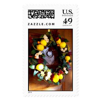 Harvest Welcome Postage