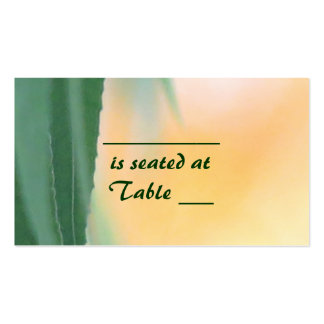 Harvest Willow Personalized Place Cards Business Card