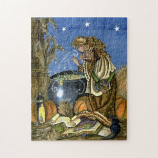 Harvest Witch puzzle