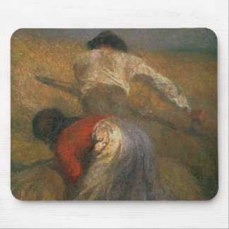 Harvesting Mouse Pad