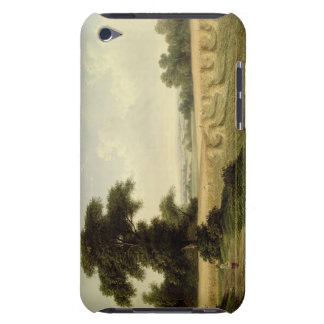 Harvesting (oil on canvas) iPod touch cover
