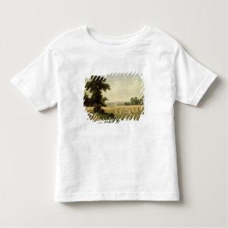 Harvesting (oil on canvas) toddler t-shirt