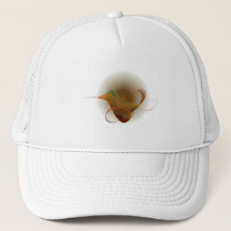 Harvestini Faery Martini Art Trucker Hat