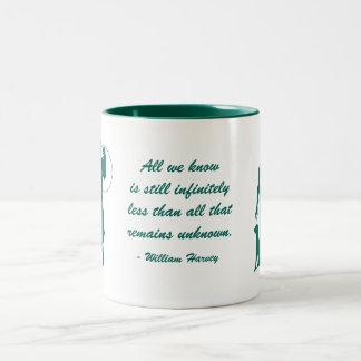 Harvey (2) Two-Tone coffee mug