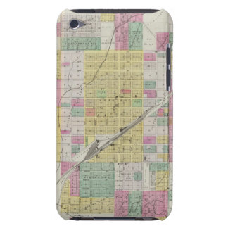 Harvey County, Kansas iPod Touch Covers