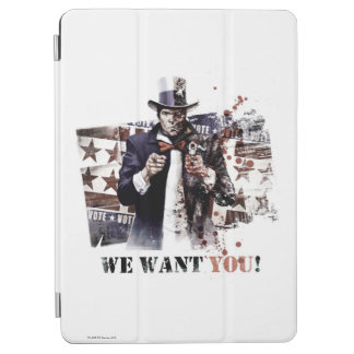 Harvey Dent - We Want You! iPad Air Cover