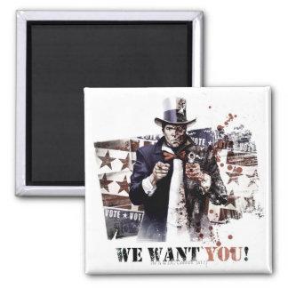 Harvey Dent - We Want You! Magnet