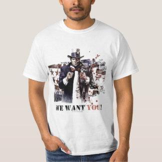 Harvey Dent - We Want You! T Shirt