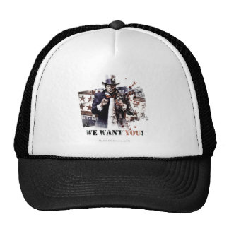 Harvey Dent - We Want You! Trucker Hat