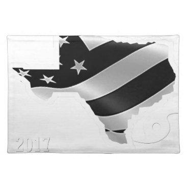USA Themed Harvey Design wht txt.gif Placemat