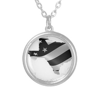 Harvey Design wht txt.gif Silver Plated Necklace