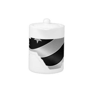 Harvey Design wht txt.gif Teapot