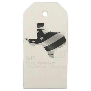 USA Themed Harvey Design wht txt.gif Wooden Gift Tags
