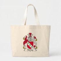 Harvey Family Crest Bag