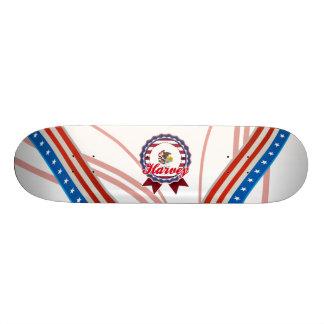 Harvey, IL Skate Board Decks