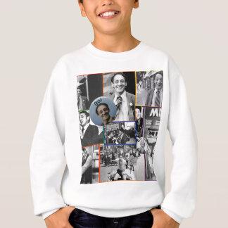 Harvey Milk Collage Sweatshirt