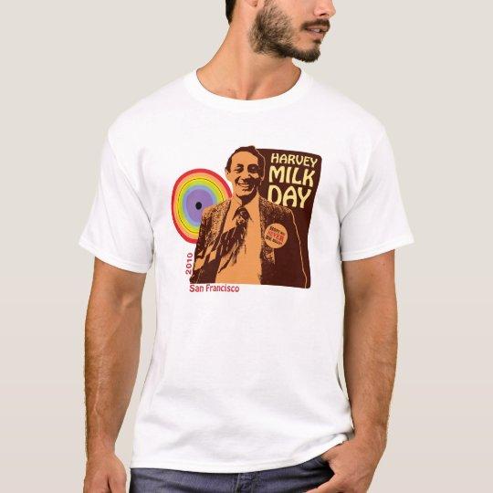 Harvey Milk Day 2010 T-Shirt