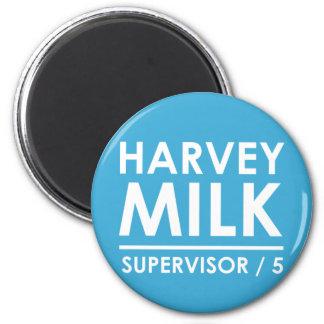 Harvey Milk for Supervisor 2 Inch Round Magnet