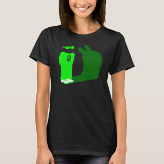 Harvey OS green-terminal T-Shirt