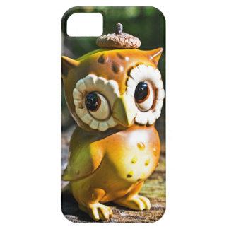 Harvey the Owl III iPhone SE/5/5s Case