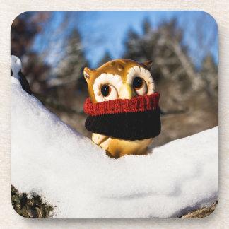 Harvey the Owl IV Coaster