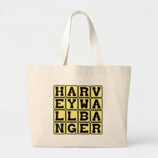 Harvey Wallbanger Tasty Cocktail Bag