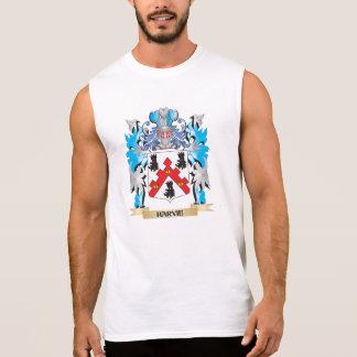 Harvie Coat of Arms - Family Crest Sleeveless Shirts