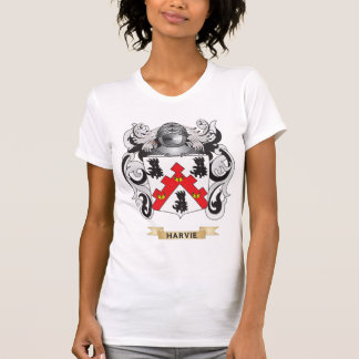 Harvie Coat of Arms (Family Crest) Tee Shirt