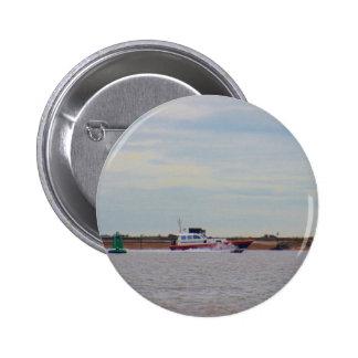 Harwich Haven Pilot Boat Pinback Buttons