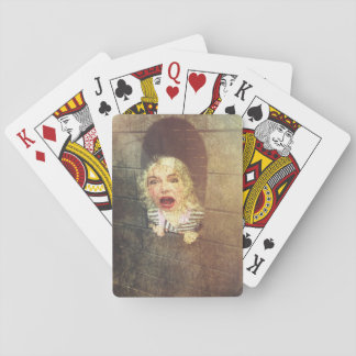 Has Anyone Seen My Inner Child Playing Cards