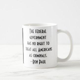 Has No Right Classic White Coffee Mug