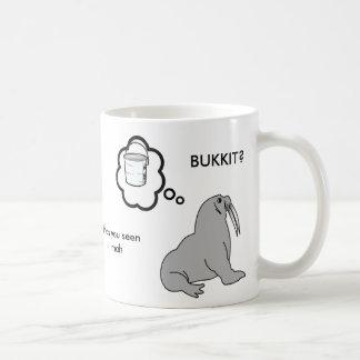 Has You Seen Mah Bukkit? Lolrus/ Walrus Mug