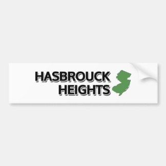 Hasbrouck Heights, New Jersey Bumper Stickers