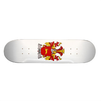 Hase Family Crest Skate Board Deck