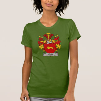 Hase Family Crest T Shirts